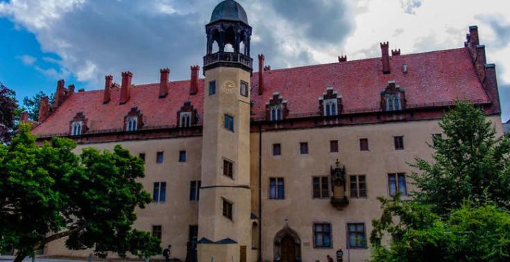 Lutherhaus, Wittenberg. Credit: Margaret Skea