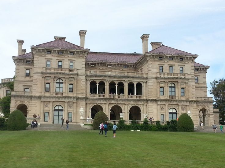 The Breakers from the back