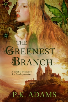 Greenest Branch eBook Cover Large