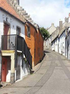 Visit To Culross Scotland Where The Outlander Series Was Filmed