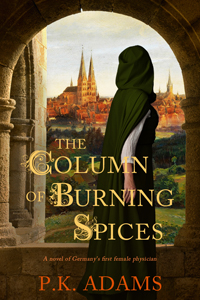 Column of Burning Spices eBook Cover Small
