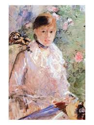 Morisot-Young Woman at the Window