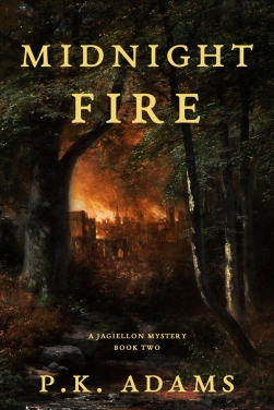 Midnight Fire eBook Cover Large